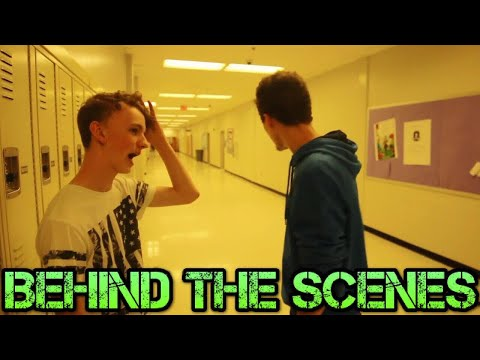 Behind the Scenes: Ben 10 vs. Percy Jackson vs. The Red Power Ranger vs. Will Stronghold (Part 1)