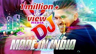 Guru Randhawa Made in india | Dj Remix song | Guru Randhawa latest  song 2018