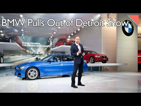 BMW Drops Detroit, Waymo Calls Out Uber - Autoline Daily 2318