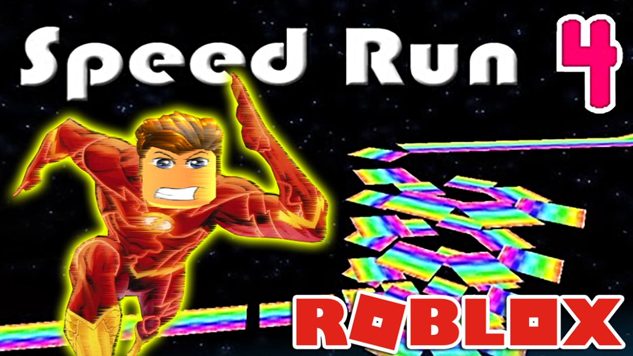 how to make a speed run game in roblox
