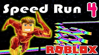 Roblox Event 2017 | RUN AS FAST AS LIGHTNING-Speed Run 4 | Kia Breaking