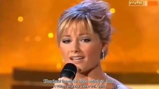 Helene Fischer - Manchmal kommt die liebe einfach so (Sub. Español)