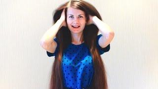 видео Народные средства по уходу за волосами