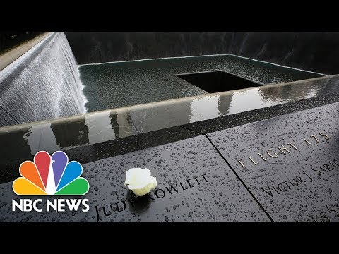 Remembrance Ceremony for 16th Anniversary of 9/11 (Full) | NBC News