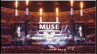 Muse | Live at Rome Olympic Stadium 4K (Full concert)