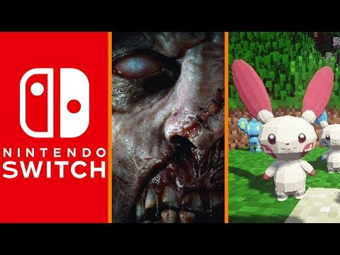 Nintendo Switch Lines + Call of Duty Zombies LEAKED + Pokemon Minecraft Mod SHUTDOWN - The Know