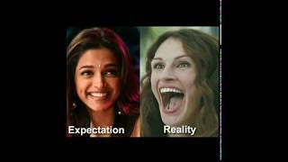 Funny Reality vs Expectation