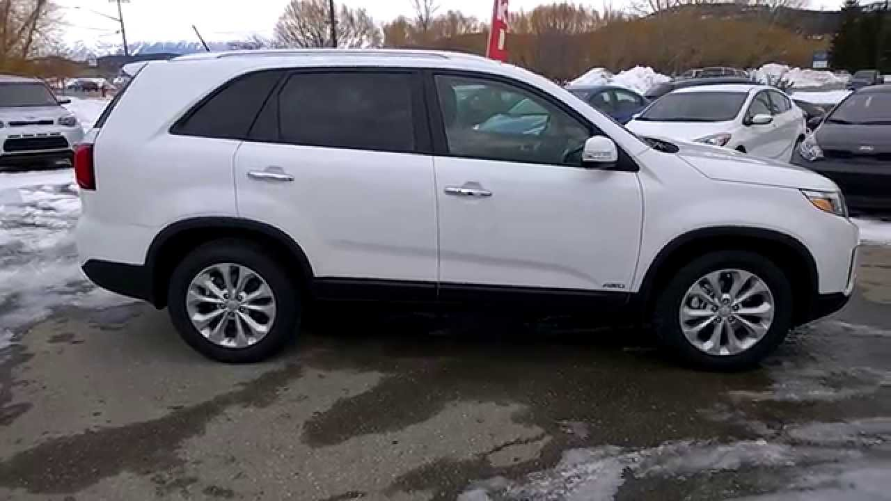 2015 Kia Sorento EX AWD W/ Panoramic Sunroof | Cranbrook Kia | 15 552961    YouTube