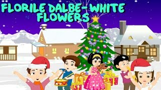 Florile dalbe | Colinde de craciun | White Flowers Song in Romanian