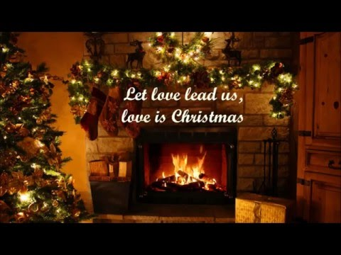 Sara Bareilles - Love Is Christmas Lyrics [HD]