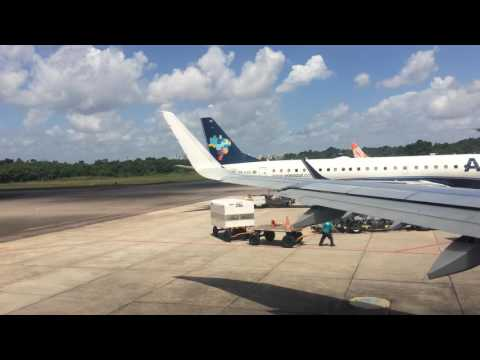 Voo JJ4765 take off Belém