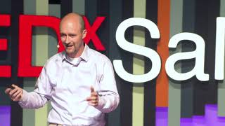 How radio wave technology enhances home security and safety | Dr. Joey Wilson | TEDxSaltLakeCity