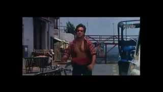 Govinda (Do Ankhen Barah Haath) fight scene 2