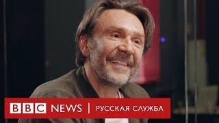 «Осторожно, Шнур!»: Сергей Шнуров – о Путине, тёлках и работе в RTVI | Интервью Би-би-си