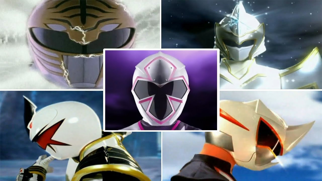 forever white ranger morphs mighty morphin power rangers. Black Bedroom Furniture Sets. Home Design Ideas