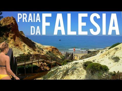 Praia da Falésia, Algarve - Vídeos Portugal Travel