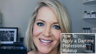 How To: Do A Daytime Professional Makeup