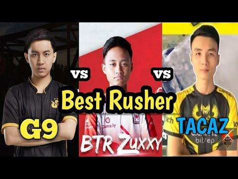 G9 vs Zuxxy