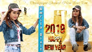 हैप्पी न्यू ईयर Happy New Year Amrita Dixit Letasat 4K Bhojpuri New 2019 Murli Films