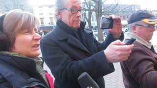 Matthew Vincent Raymond's Lawyer Alison Ménard face the media!!!