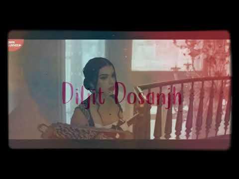 Kali Teri Gut Full Video With Lyrics (mtv Unplugged) | Dijit Dosanjh | Speed Records