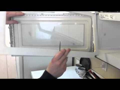 Over The Range Microwave Oven Door Repair Help