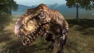 Real Dinosaur Simulator : Cinematic Trailer