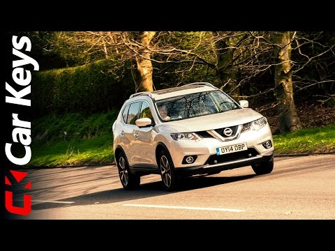 Nissan X-Trail 2015 review - Car Keys