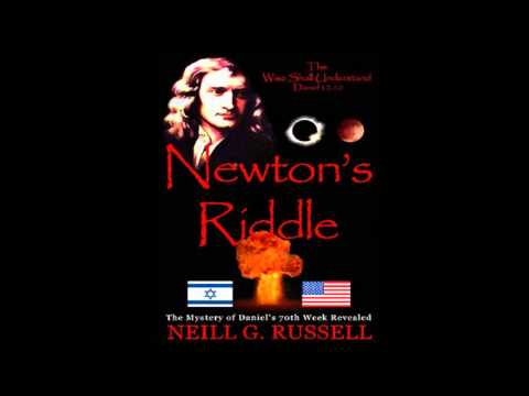 Newton's Riddle, Blood Moons, and the Earth Quake that Devastates America
