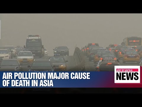 65 Percent Of Premature Deaths Caused By Air Pollution Observed In Asia