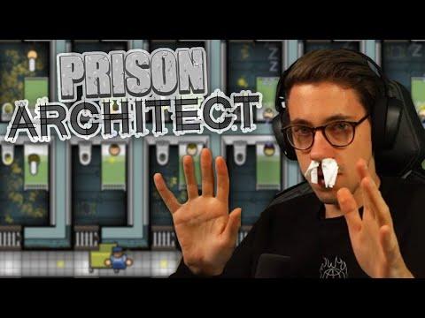 Kranker Hänno baut den Super-Knast | Prison Architect: Psych Ward