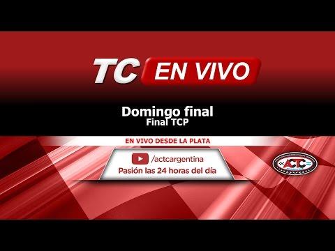 16) La Plata: Domingo Series TC y Finales