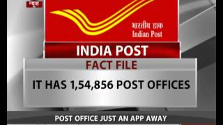 India post launches mobile app and e-commerce centre