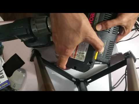 NiCd to Lithium Battery Conversion under $5