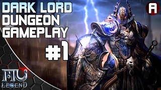 MU Legend: Dark Lord Dungeon Gameplay (Level 25)
