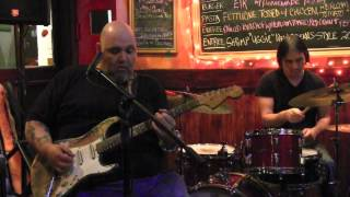 "POPA CHUBBY - ""Rock On Bluesman"" NYC 10-18-14"