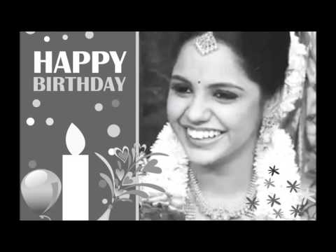 Surprise Birthday Video Editing For Singer Saindhavi By Fans 2016