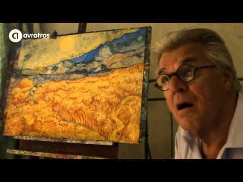 Krabbé Zoekt van Gogh  Jeroen Krabbé bezoekt inrichting in Saint Remy