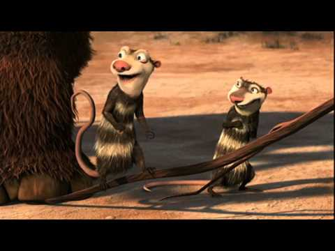 Ice Age 2-I believe i can fly jump fail