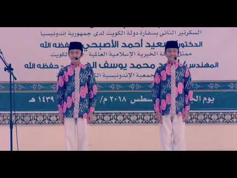 IL AL ceramah Bahasa Arabnya keren banget!!!😍😍😍😍