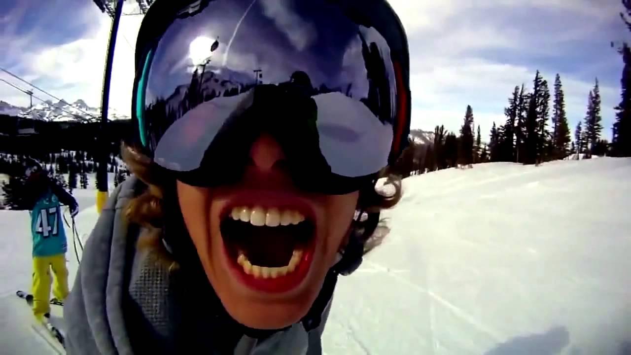 Трюки на горных лыжах, Нереально круто снято