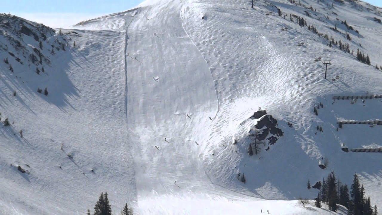 Flachau Wagrain Ski Topliner 2012 Youtube
