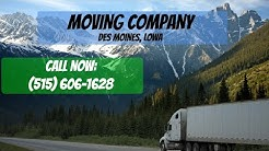 Moving Company Des Moines IA | Long Distance Moving Companies Des Moines Iowa | (515ׁׁ) 606 1628