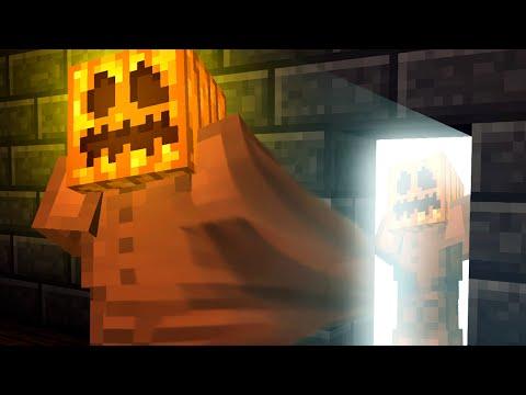 JUMP SCARE TRAP! - Minecraft Tutorial