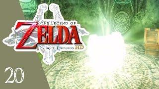 Let's Play The legend of zelda Twilight princess FR WIi U HD #20 Héroique Quart de coeur à gogo !