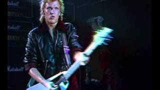 Live Markthalle Hamburg, Germany, 1981 (Rockpalast) Michael Schenke...