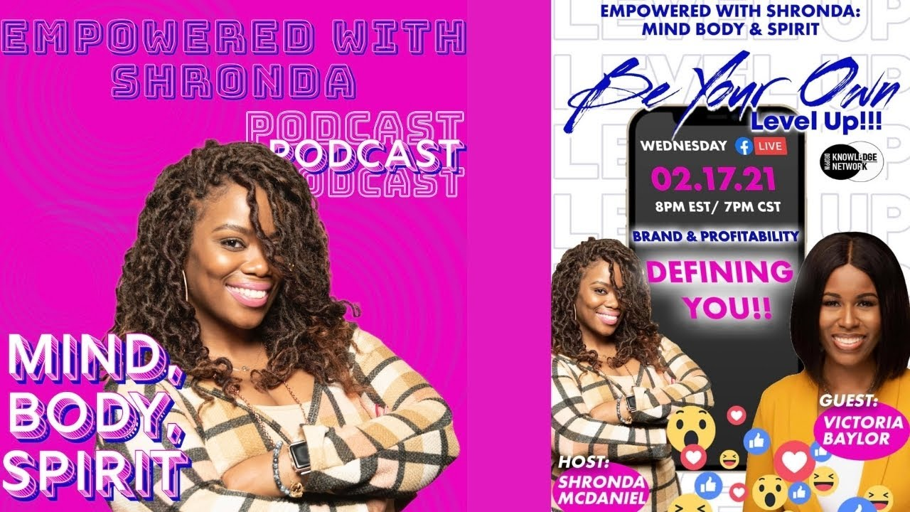 Download Season 2 | Episode 3 - Be Your Own Level Up  Defining YOU!