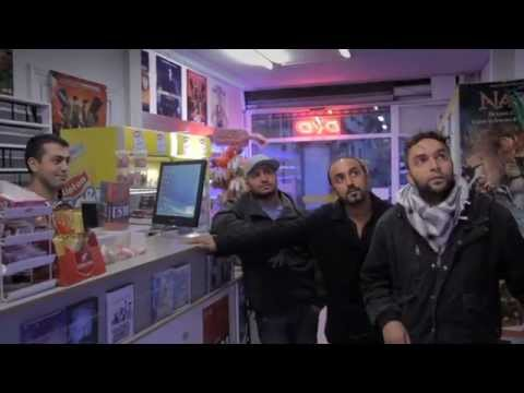 CINEMA INCH'ALLAH ! Belgian trailer (NL subtitles)