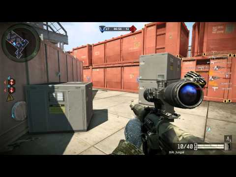 Warface - Hacker caught on video!! - ovingador_BR