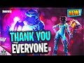 THANK YOU Epic Games & Subscribers for a amazing SEASON 9 Roll on SEASON 10